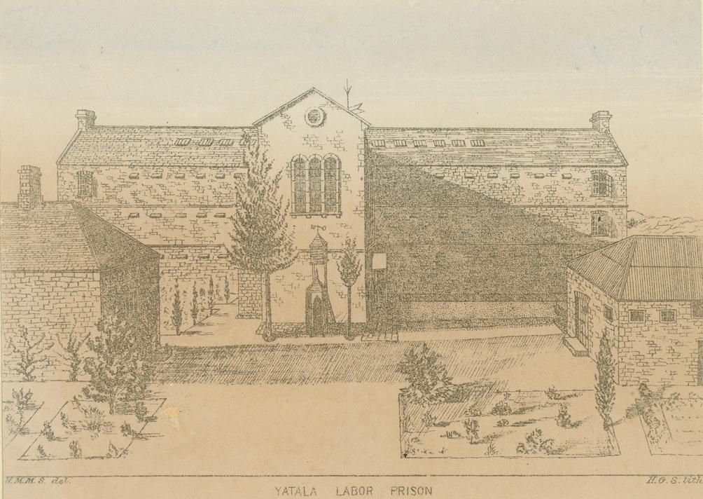 B-1441 Yatala prison SA 1870