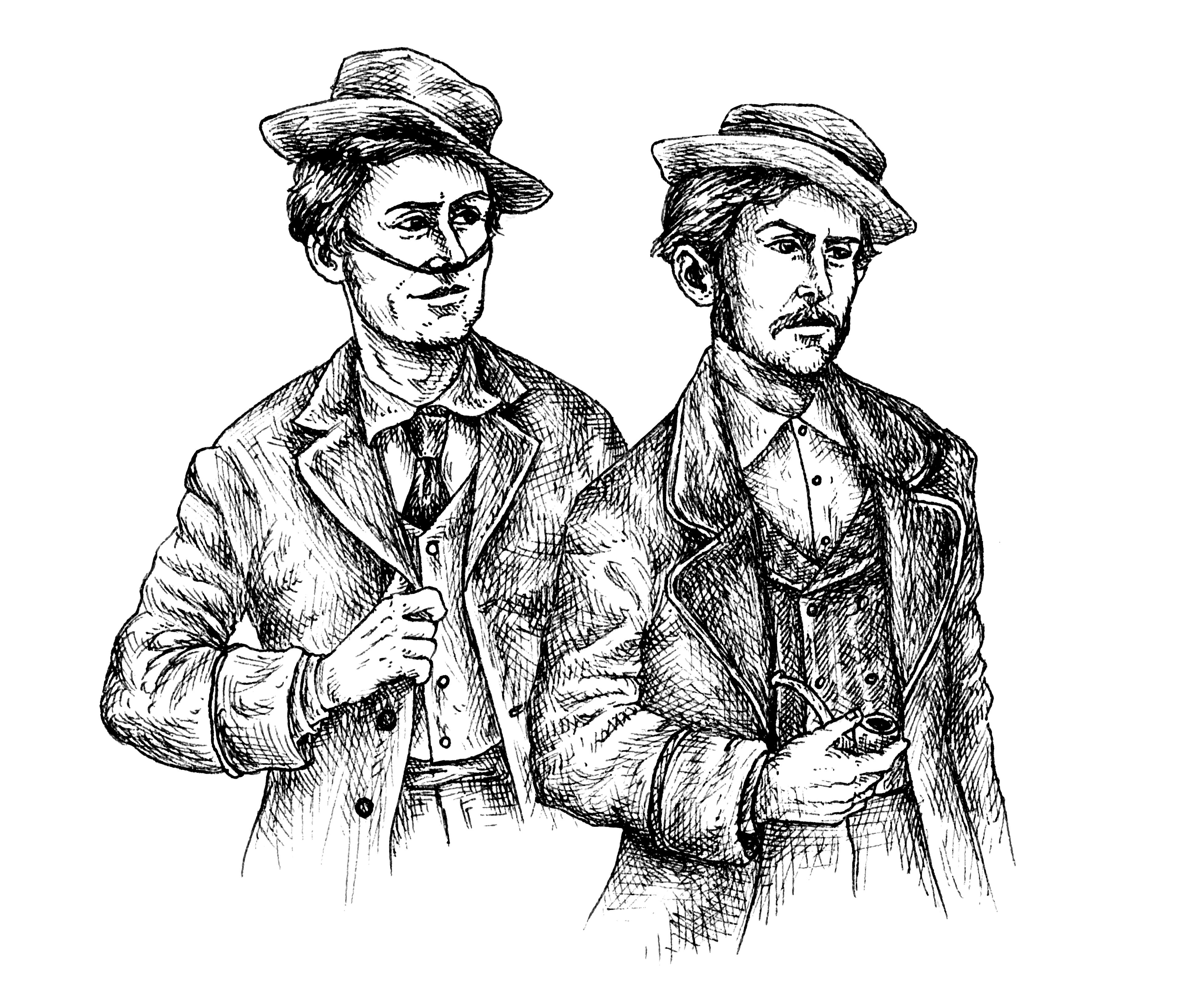 Aaron and Joe